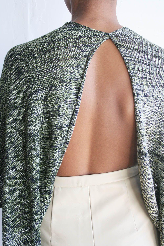 MARFAKIND / Agave Sweater