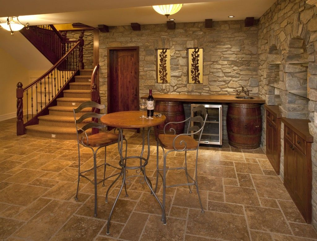 Wine rooms in homes wine room for the home pinterest room
