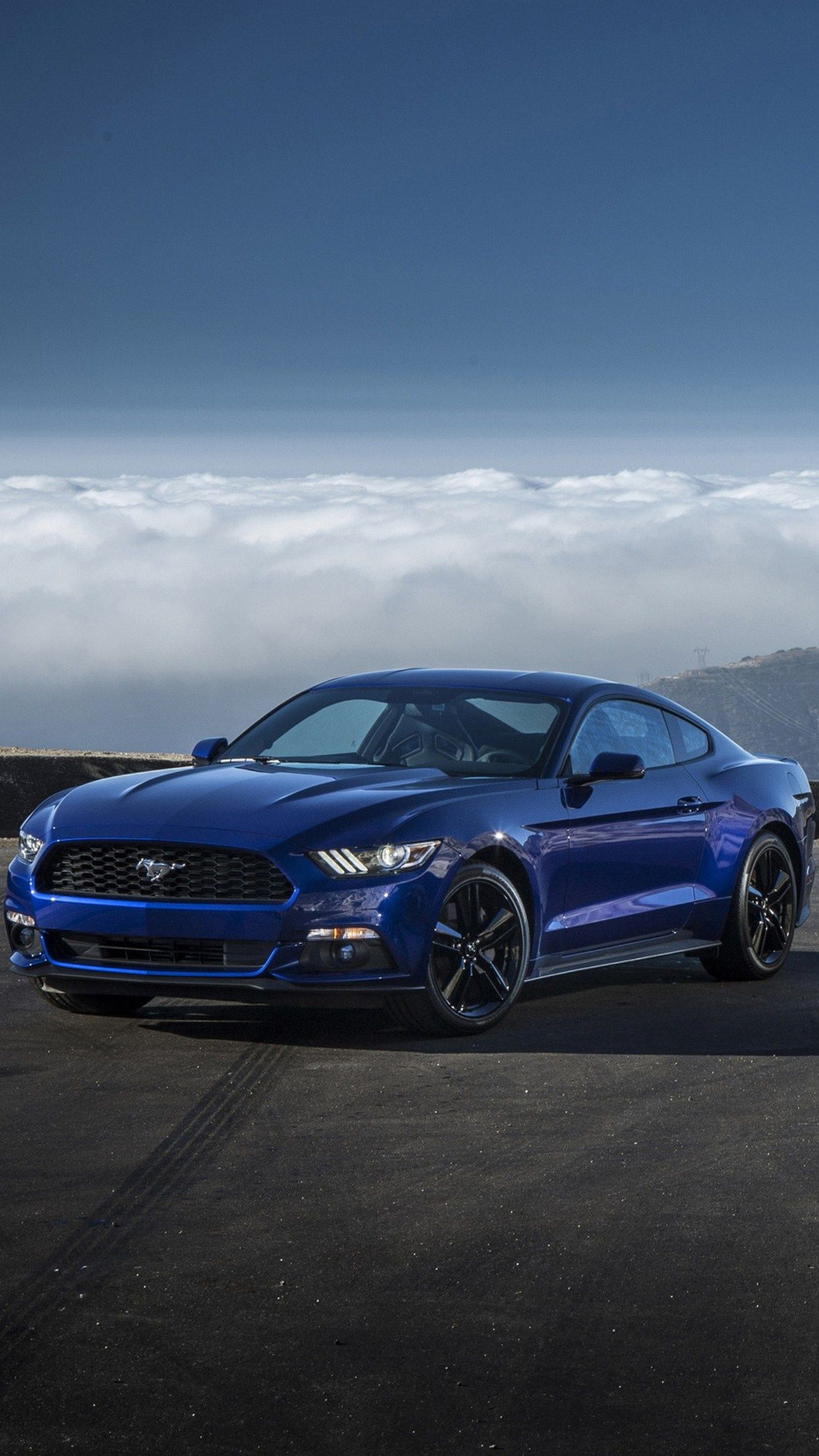 Image For Mustang Iphone Wallpaper Wide X9u3a Car Stuff Ford