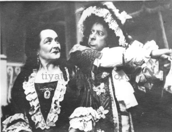 BEDİA MUVAHHİT-VASFİ RIZA ZOBU/KİBARLIK BUDALASI-1954