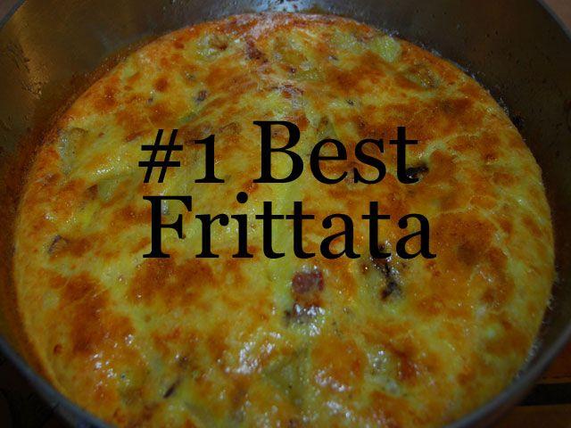 #1 Best Frittata You'll Ever Eat!! @ www.LaurelsLovelyLiving.com