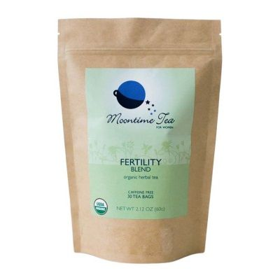 Moontime Tea   » Organic Fertility Tea