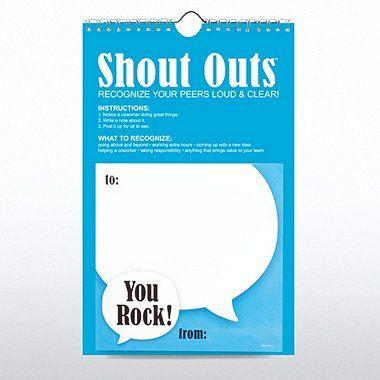 Staff Idea Peer To Peer Shout Outs Positive Praise You Rock Peer Recognition Recognition Programs Team Motivation