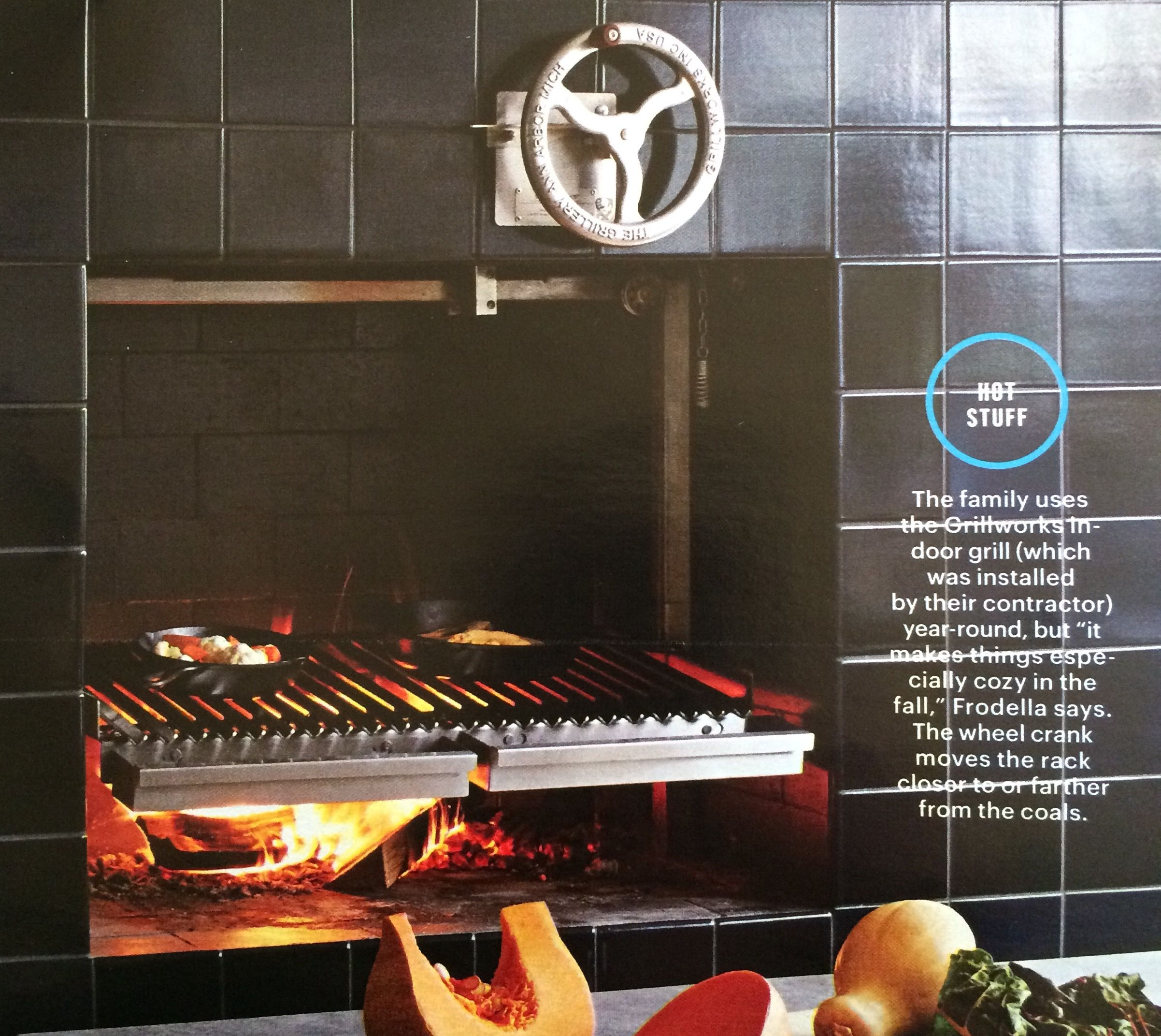 Grillworks Indoor Woodfired Grill