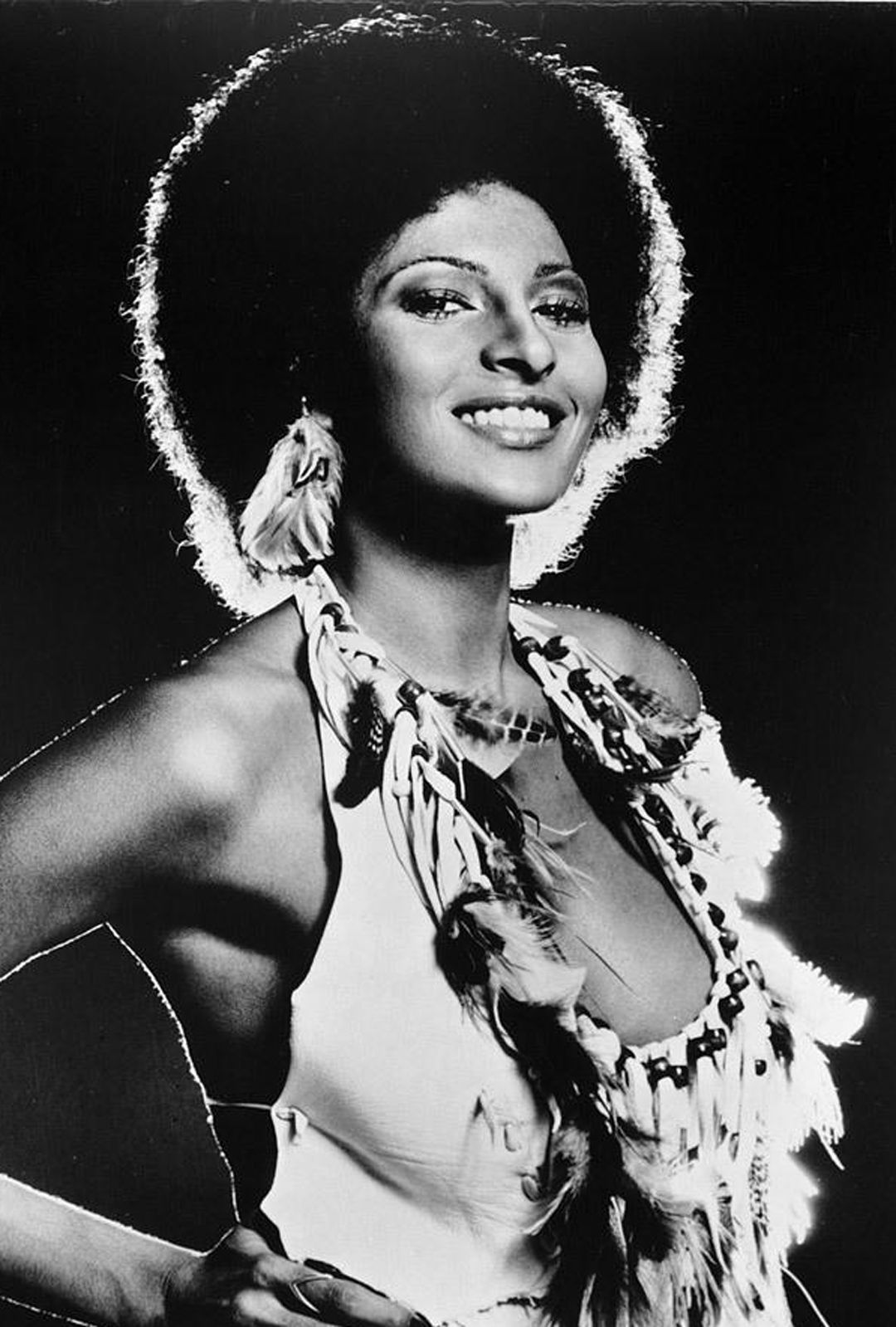 pam grier young