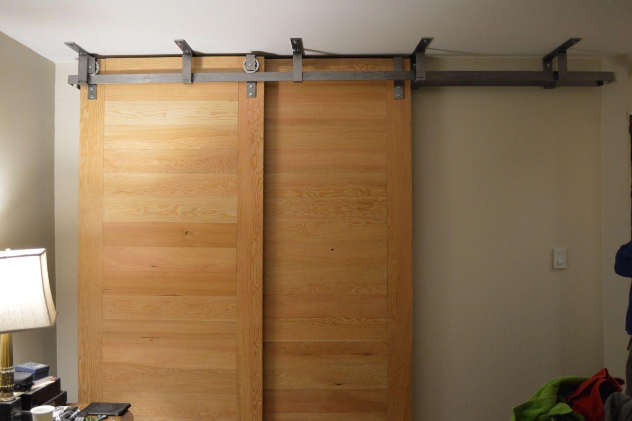 Floor To Ceiling Bi Pass Closet Doors By Billygoatgear