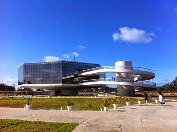 Estação Cabo Branco - Oscar Niemeyer, Joao Pessoa