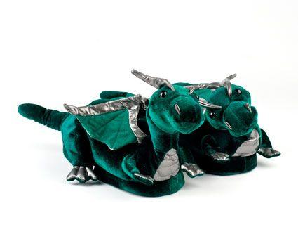 Dragon Animal Slippers