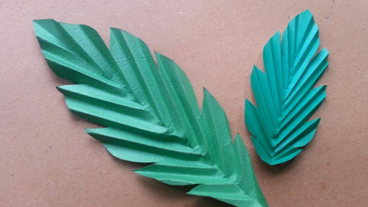 How To Make Fun Paper Leaves Diy Crafts Tutorial Guidecentral
