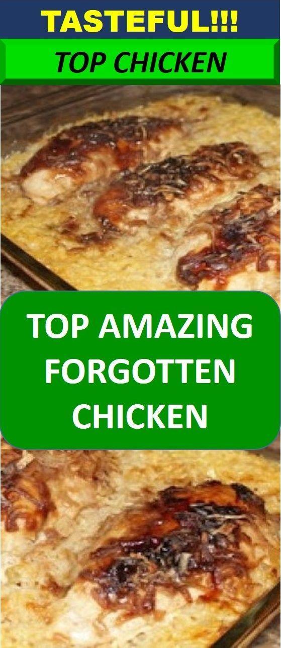 Top Amazing Forgotten Chicken Forgotten Chicken Food Recipes Cream Of Mushroom Chicken