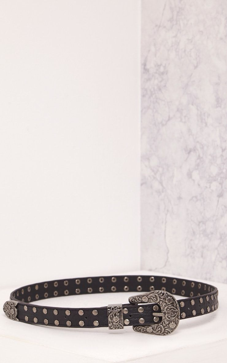 Pin by emma noel on festival vibes black studded