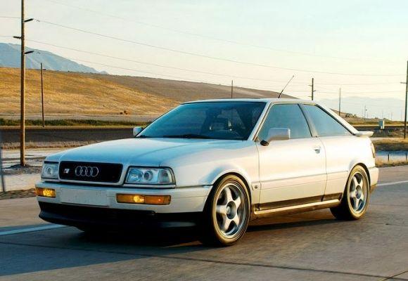 Son Of Ur Smartly Tuned 1990 Audi Coupe Quattro Audi Coupe Coupe Audi