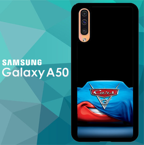 cars 3 movie Z4568 Samsung Galaxy A50 Case