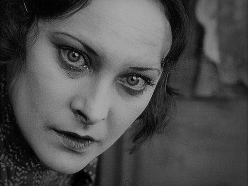 """Jean Epstein, Gina Marès in """"Coeur fidèle"""", 1923"""