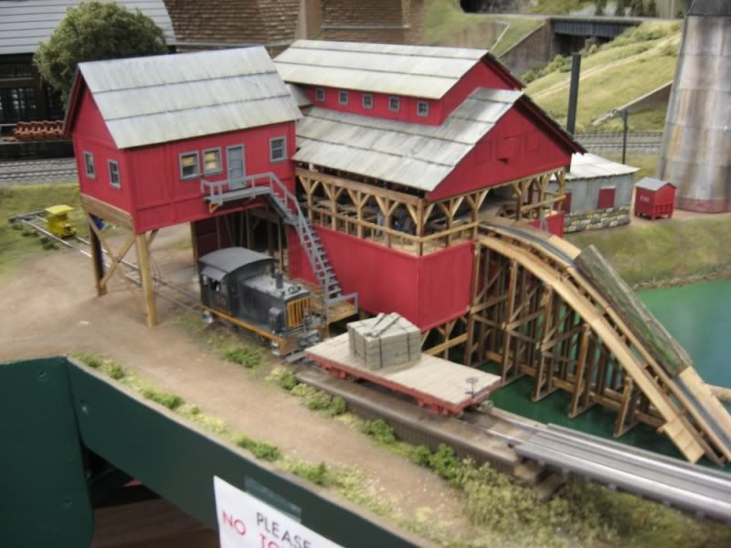 Layout Tour: Westside Lumber Company in Sn3   Model ...