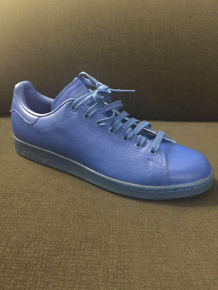 san francisco c12c7 7b0d0 Adidas Stan Smith Adicolor Blue Mens Size 11.5 NEW #fashion ...