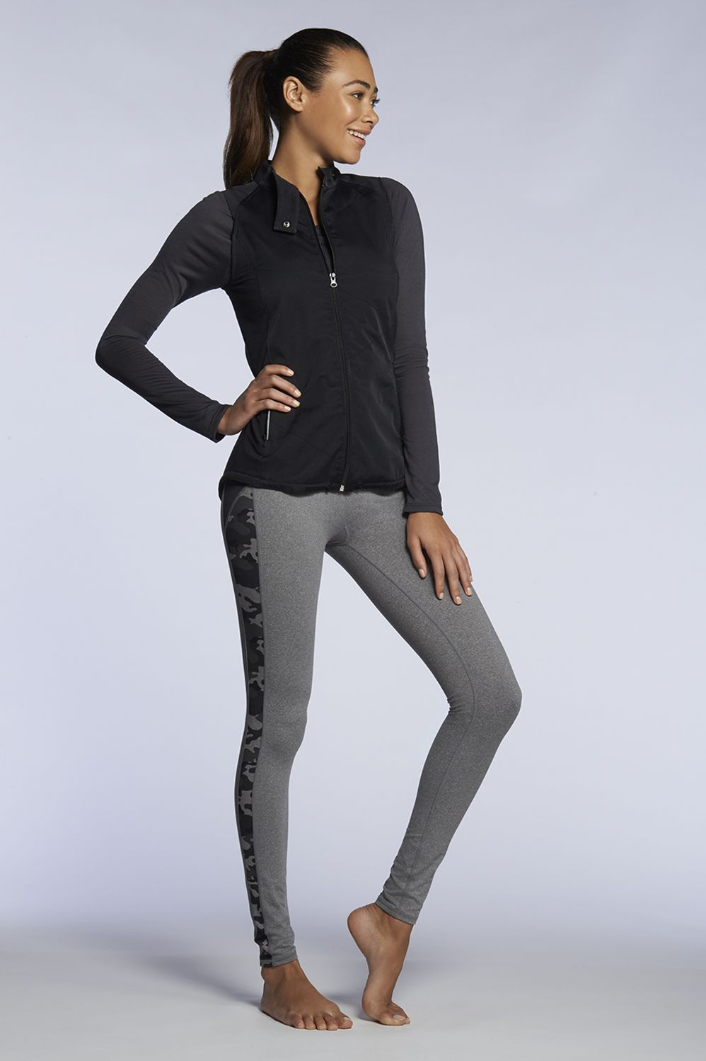 looks like cute athletic clothing. might give it a try!