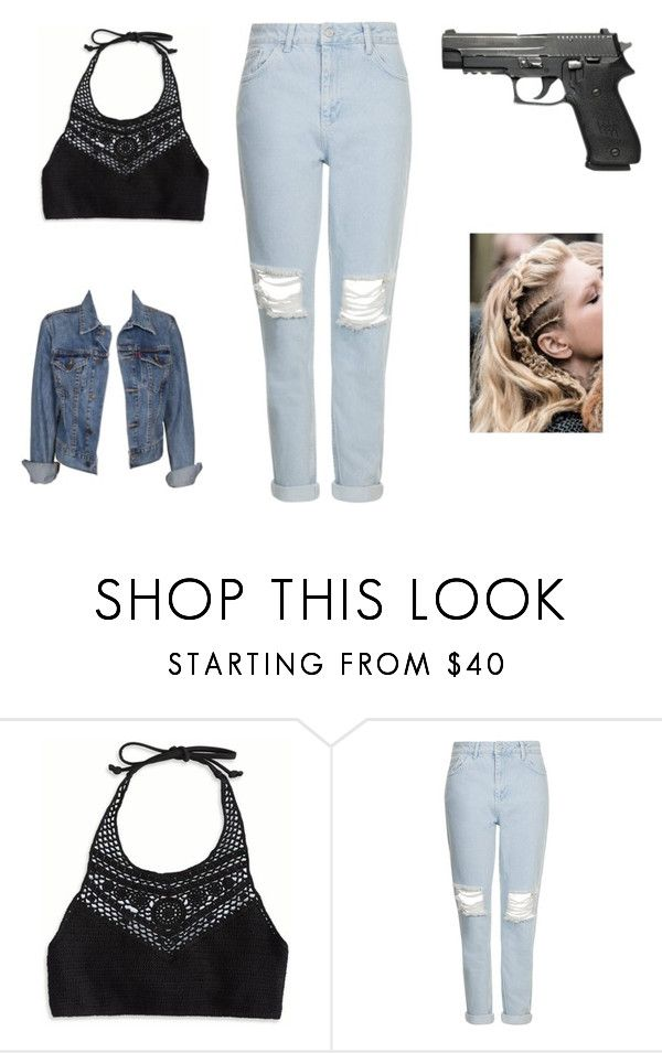 """""""Carly #7"""" by inestrindade on Polyvore featuring American Eagle Outfitters, Topshop, Levi's and Ragnar"""