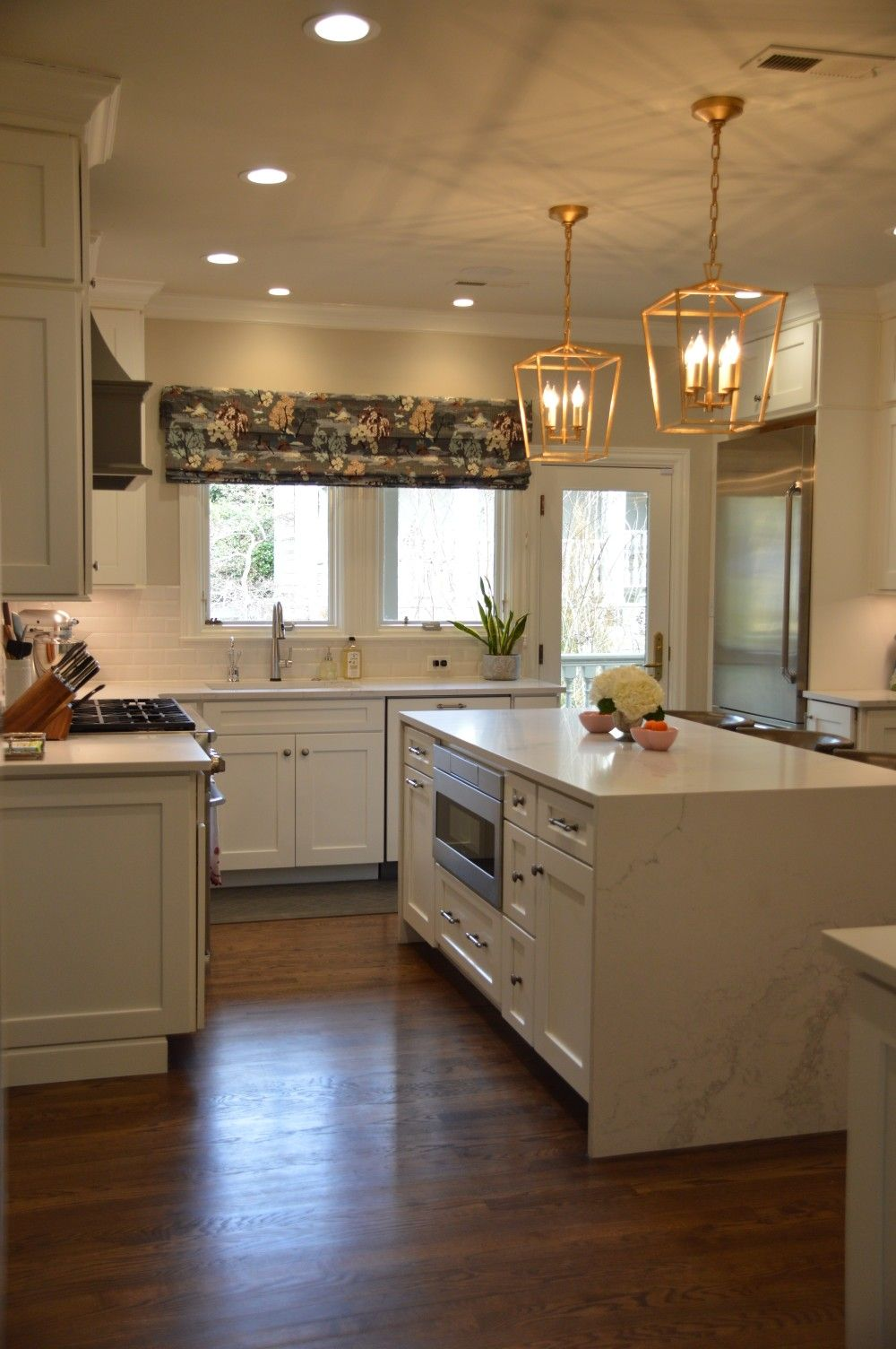 Kitchen Kith Kitchens Cabinetry Homestead Ii Maple Bright White Paint Cabinets Perimeter With Creekstone Finish On H Kitchen Sale Paint Cabinets White Kitchen