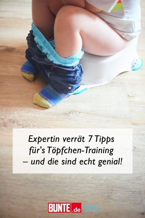 Trocken werden: Endlich windelfrei: Expertin verrät 7 Tipps für's Töpfchen-Training – und die sind echt genial!