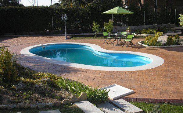 piscina de fibra ¡Llega el #verano ! Tiendas online Pinterest