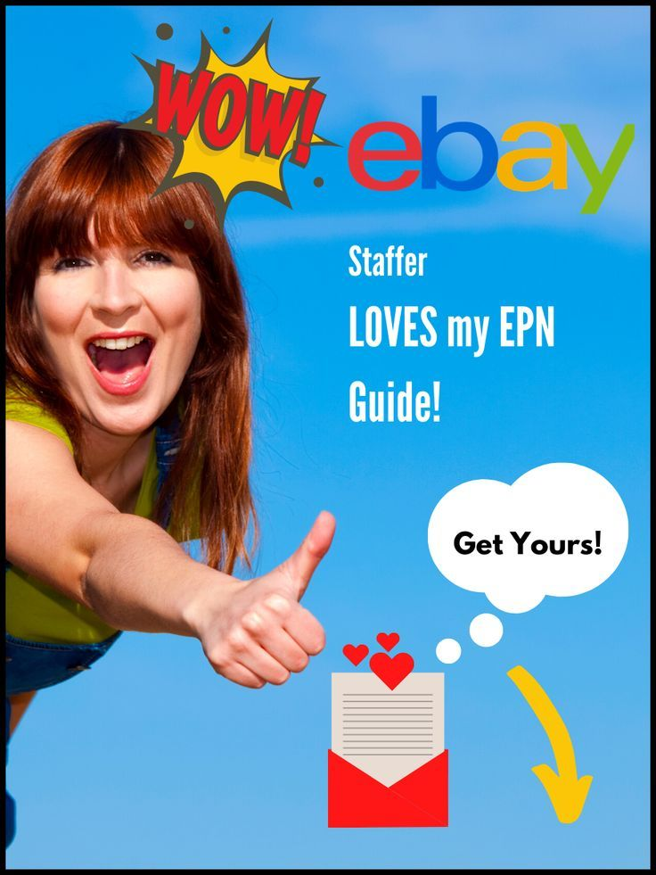 Pin On I Want More Sales On Ebay