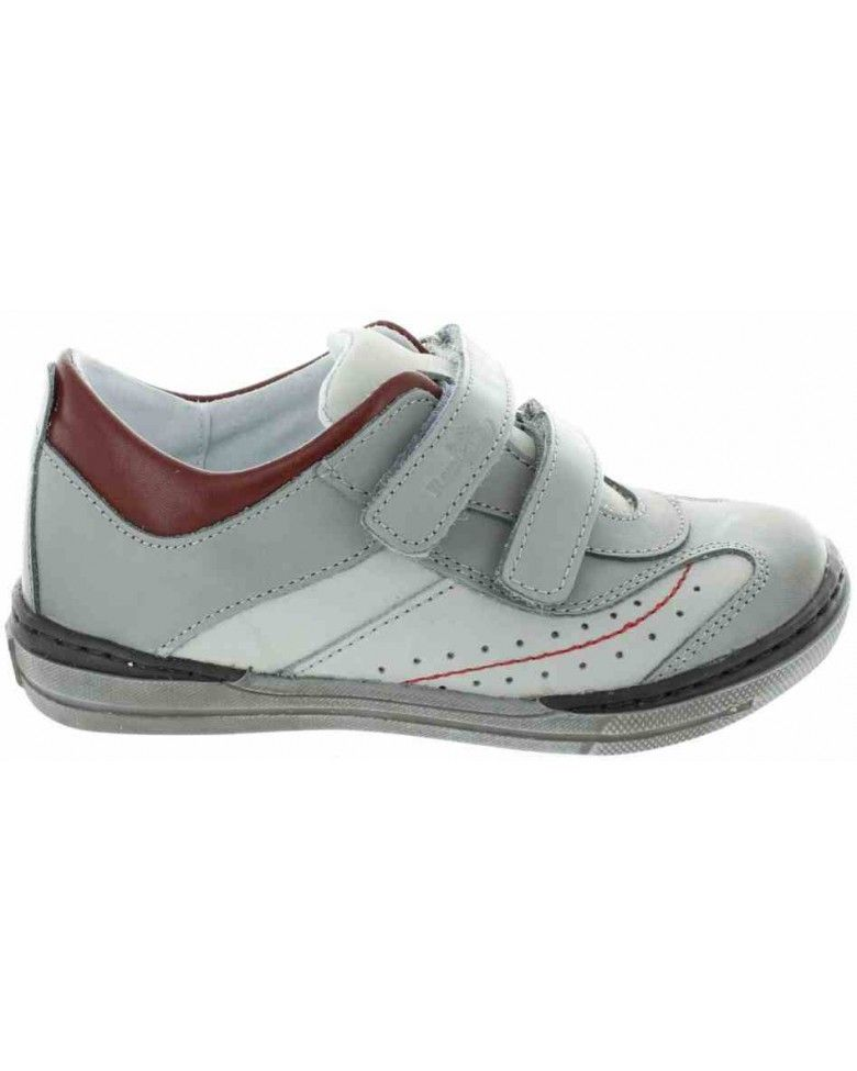 Wide width boys leather shoes with good