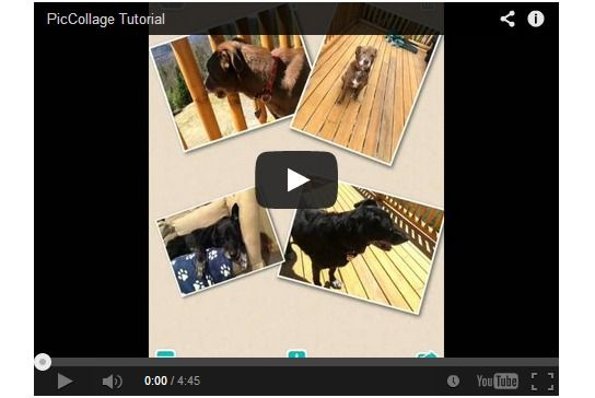 Practical ed-tech tip of the week - Creating interactive collages