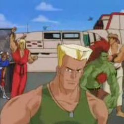 Street Fighter | Cartoons | Street fighter, Street fighter