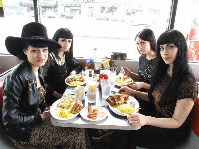 photos of the black belles band | The Black Belles