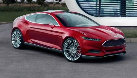 2018 Ford Fusion ST Sport Release, Review, Price and Specs | auto ...