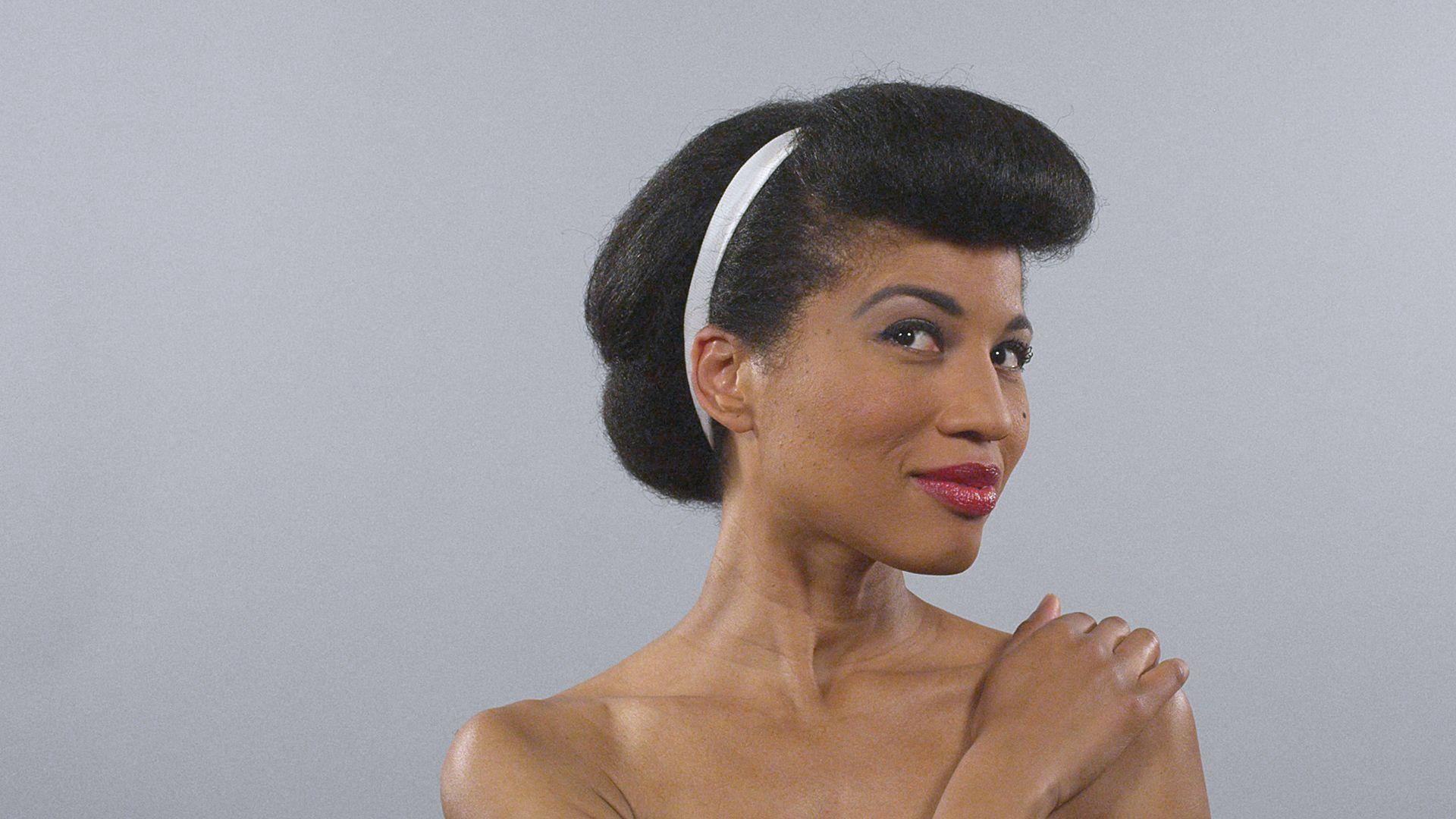 1950s #hair #makeup #blackwomen #style #fashion #hairstyle ...