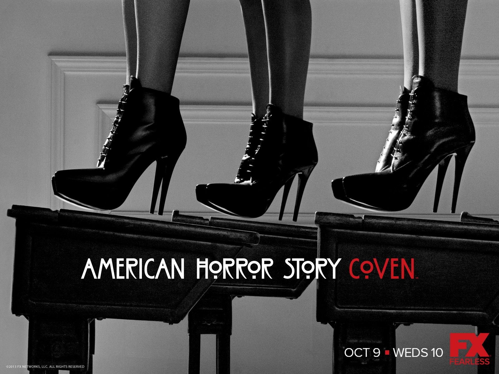 Americanhorrorstory Coven Wallpaper American Horror Story Coven