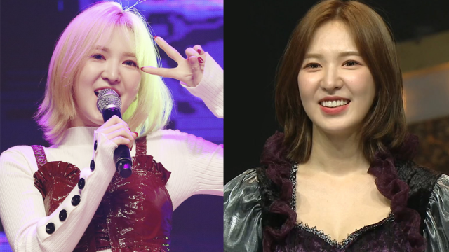 Red Velvets Wendy Explains Why She Appeared Twice on King of Mask Singer  Red Velvets Wendy Explains Why She Appeared Twice on King of Mask Singer