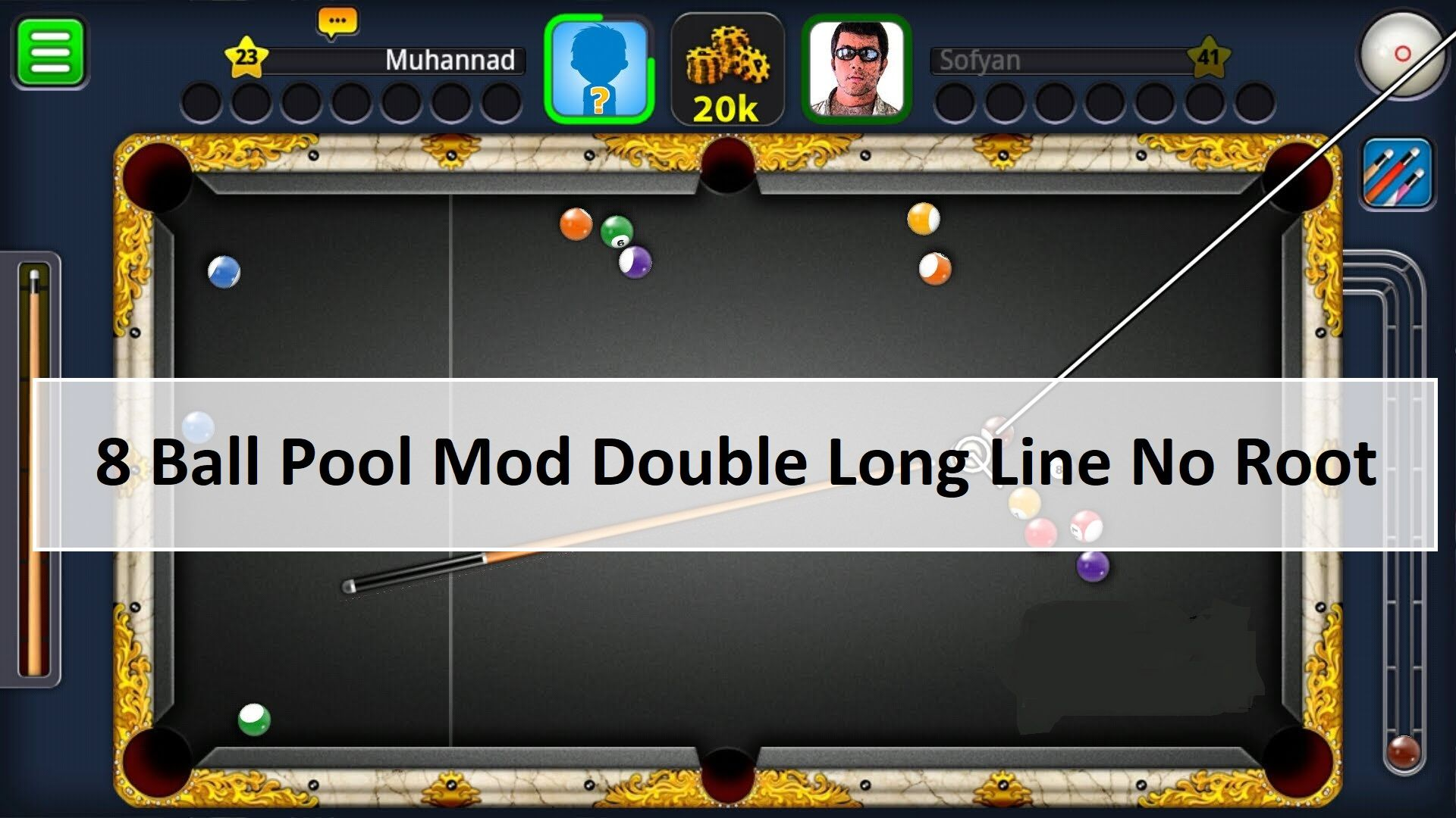 game killer 8 ball pool android apk