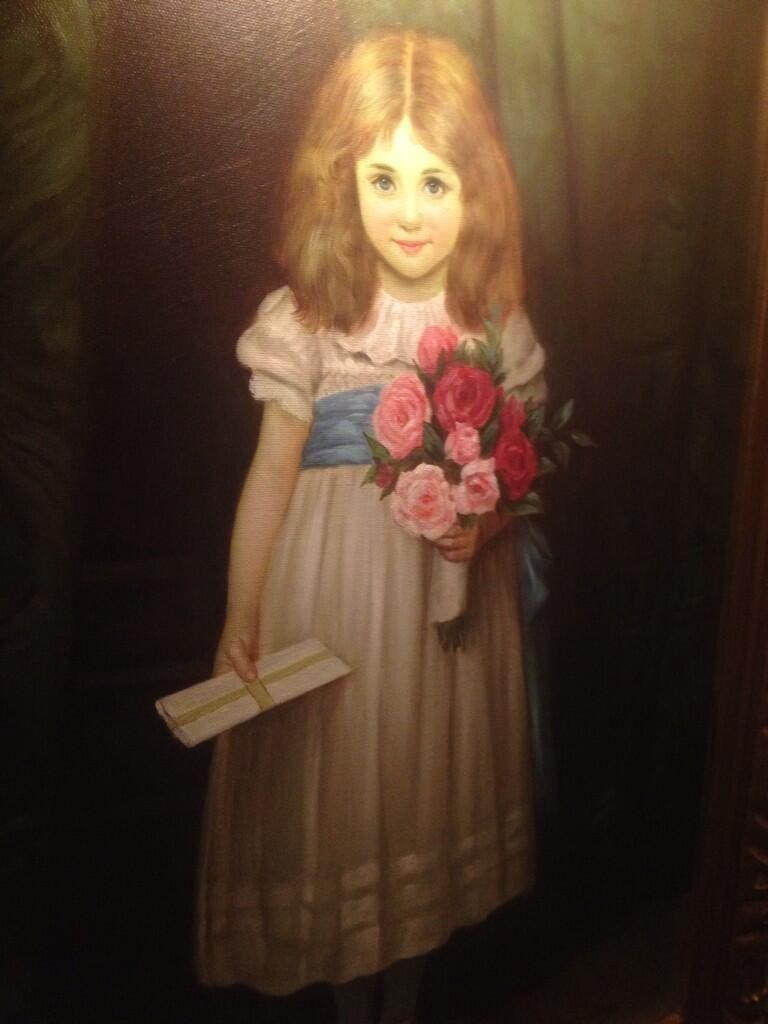 haunted paintingslove letters | painting | pinterest
