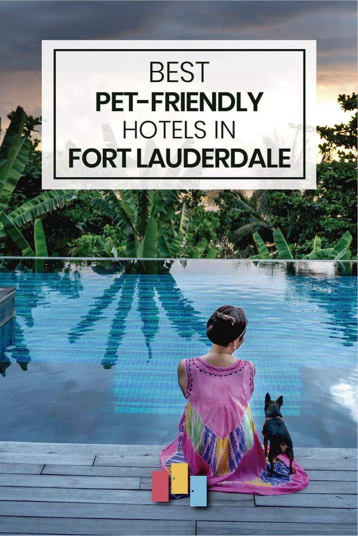 Best PetFriendly Hotels in Fort Lauderdale Pet friendly