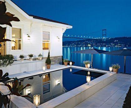 My Paradissi: An elegant yali on the Bosporus, Istanbul