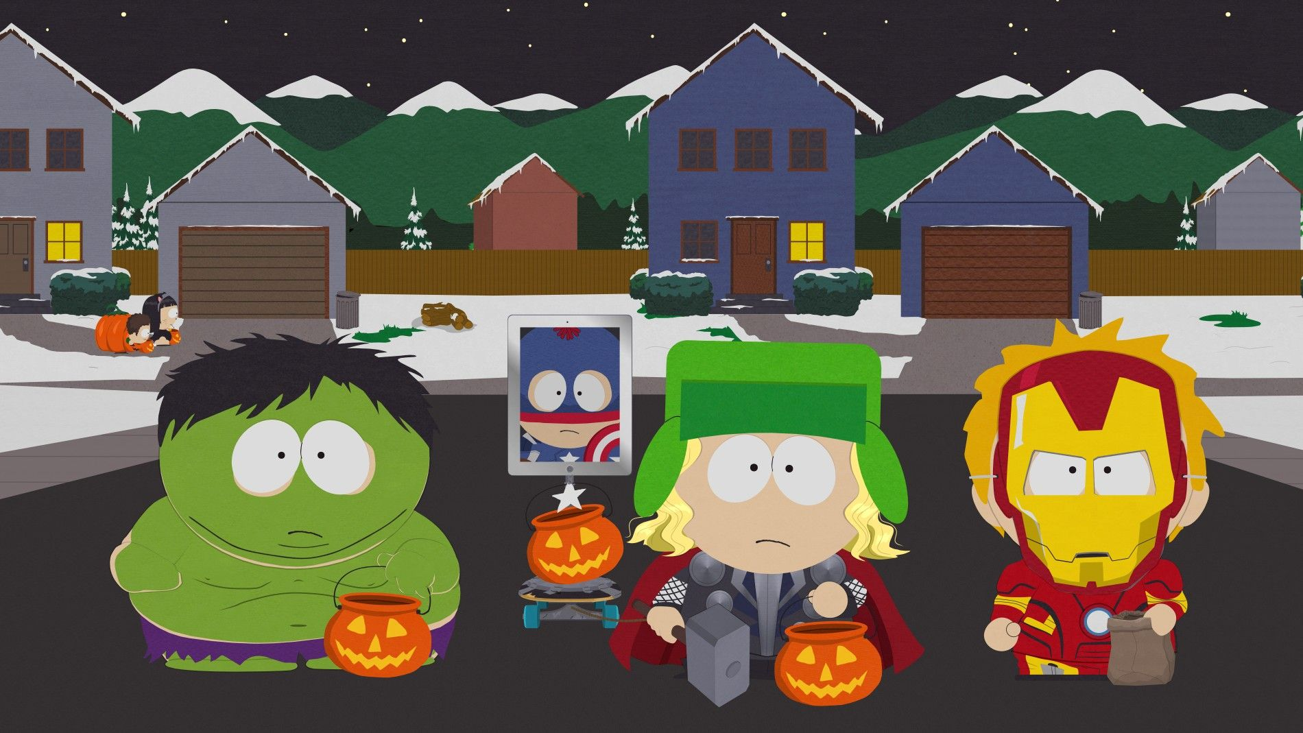 South Park A Nightmare on Face Time | My Favorite All Halloween ...