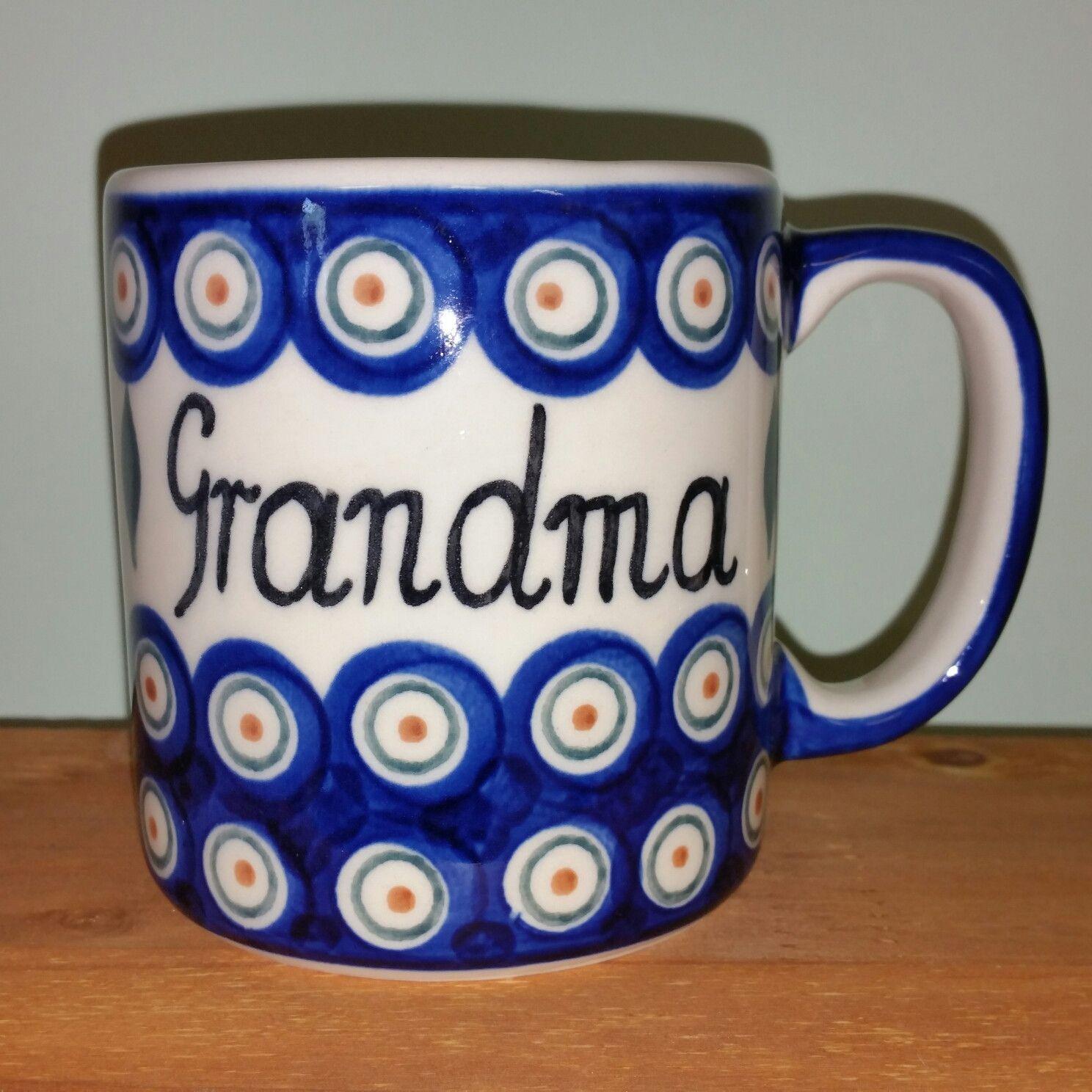 Grandma / Babica Mug