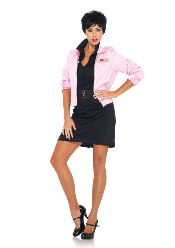 45c2ff9102e Rizzo ~ Grease Pink Ladies Adult Costume  rizzo  lookatmeimsandradee ...