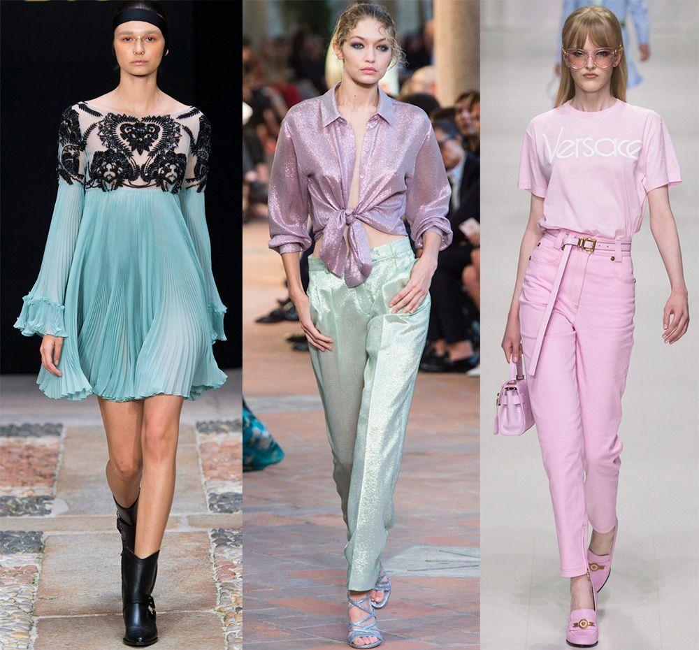 Мода весна-лето 2018   Детали   Fashion 2018, Fashion и Colorful fashion f6850eb7fdd