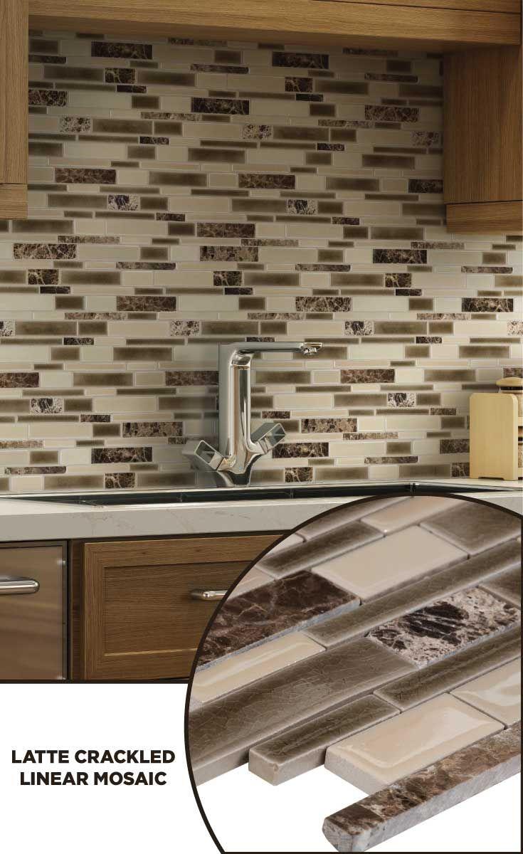 tile #lowes #mosaics #glassmosaics #backsplash CHIMOSBPCL04 ...
