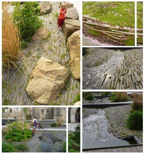 JARDIN DE Lu0027ÉVÊCHÉ by COLOCO, SAINT-POL-DE-LÉO, FRANCE, 2003 - paisaje jardin