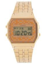 49a97374845 Relógio Casio Feminino A159WGEA9ADF Dourado - Compre Agora