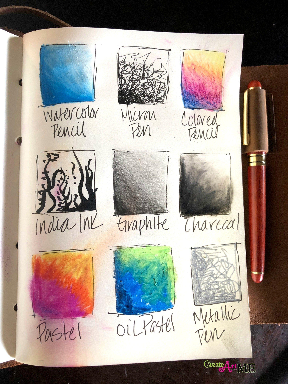 Jofelo Sketchbook Journal Catalysis To Your Creative
