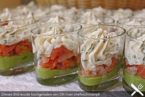 frischeglas essen food rezepte pinterest vorspeise rezepte und fingerfood. Black Bedroom Furniture Sets. Home Design Ideas