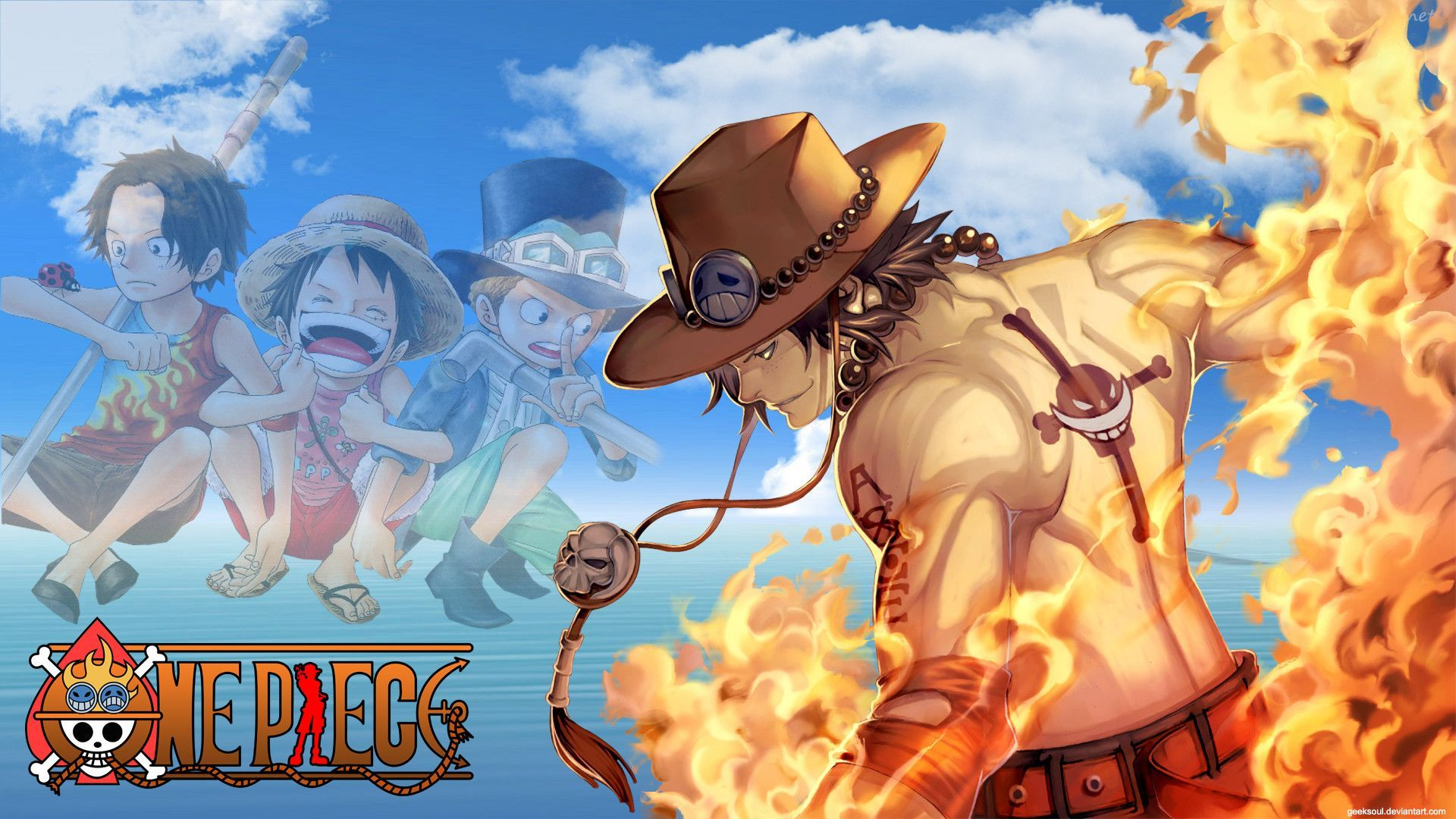 Image Result For One Piece Manga Wallpaper Hd