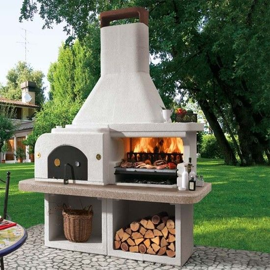 Beton Barbecue
