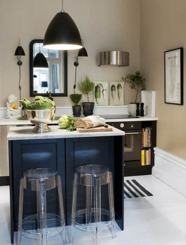 Stunning Small Kitchen Decoration Ideas Home Sweet Home (One Day